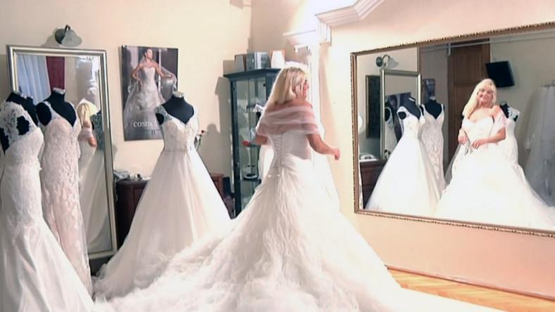 Karda Bea lánykérés nélkül megy férjhez /Fotó: TV2