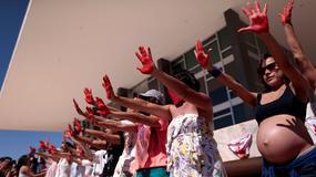 Protesty w Brazylii po zbiorowym gwałcie na nastolatce