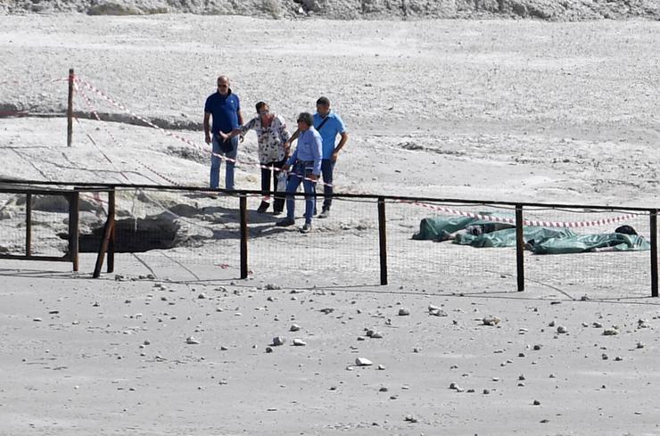 Az olaszországi Nápolyban történt a tragédia /Fotó: MTI