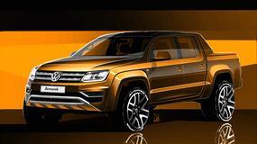 Nowy Volkswagen Amarok - pierwsze zdjęcia