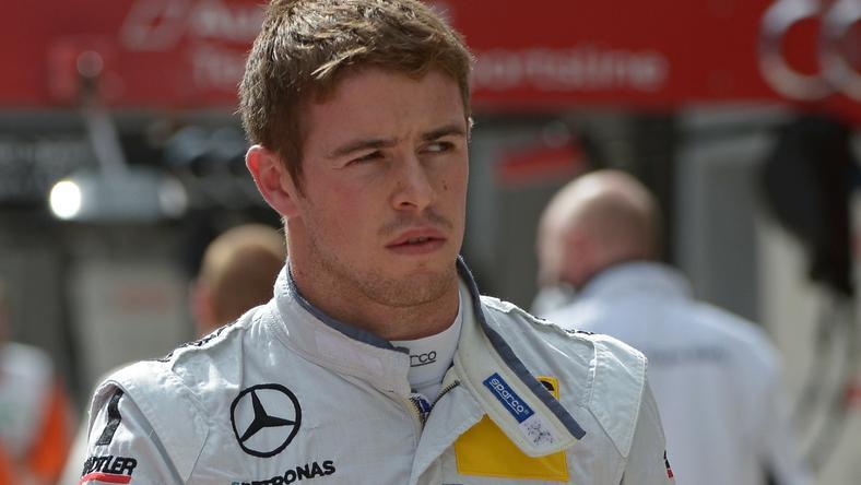 Paul di Resta lesz a Williams tartalékpilótája /Fotó: AFP