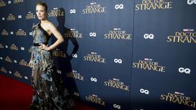 """""""Doktor Strange"""": Rachel McAdams zachwyciła przezroczystą kreacją"""