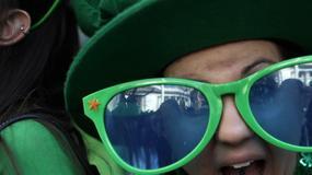 Zielona parada w Nowym Jorku