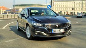 Test Peugeota 508 - Dużo elegancji i prestiżu