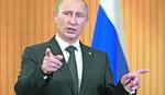 Putin: Nema nerešivih problema između Rusije i EU