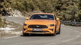 Ford Mustang GT 2018 - zabawka dla dużych chłopców