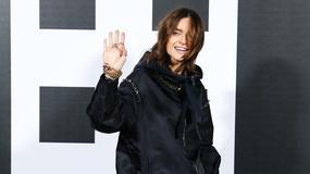Piękna Kasia Smutniak na pokazie mody w Mediolanie