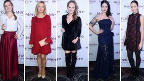Olga Kalicka, Anna Matysiak czy Monika Zamachowska: która wyglądała najlepiej na Mercure Fashion Night by Dorota Goldpoint?