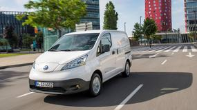 Elektryczny Nissan e-NV200 za 132,8 tys. zł