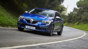 Tak jeździ nowe Renault Megane GT