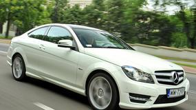 Mercedes C250 CDI: luksusowe coupé dla  oszczędnych