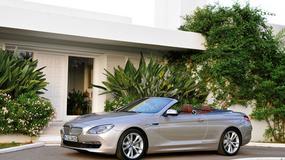 BMW 6 Cabrio: Odkryta przyjemność