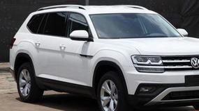 Volkswagen Teramont - nowa premiera z Niemiec?