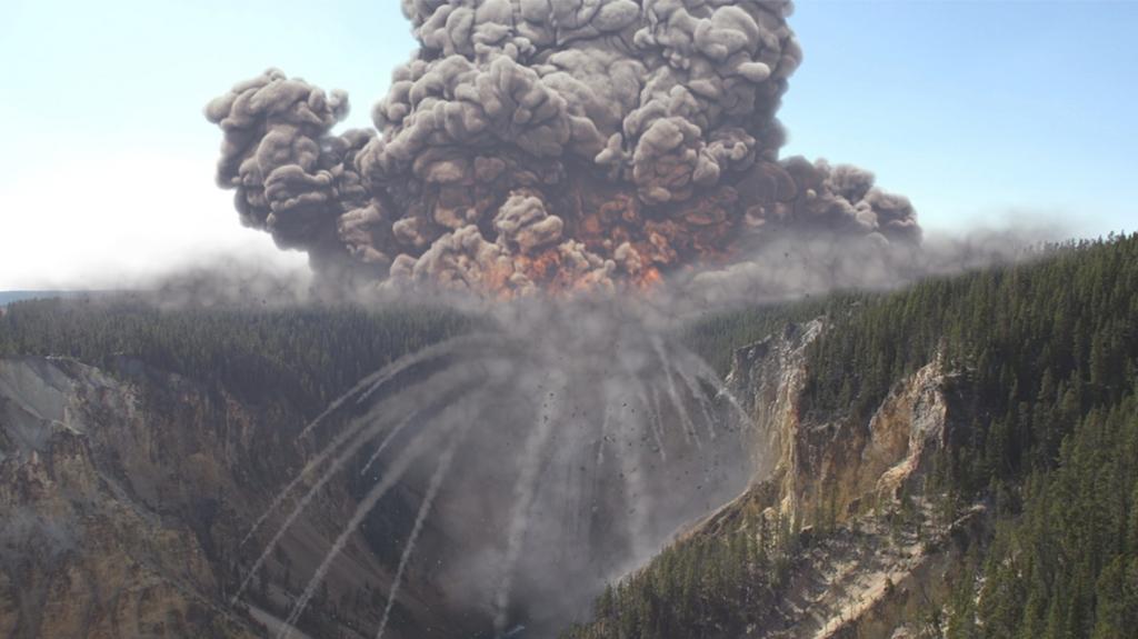 Przewidując koniec świata: Superwulkan