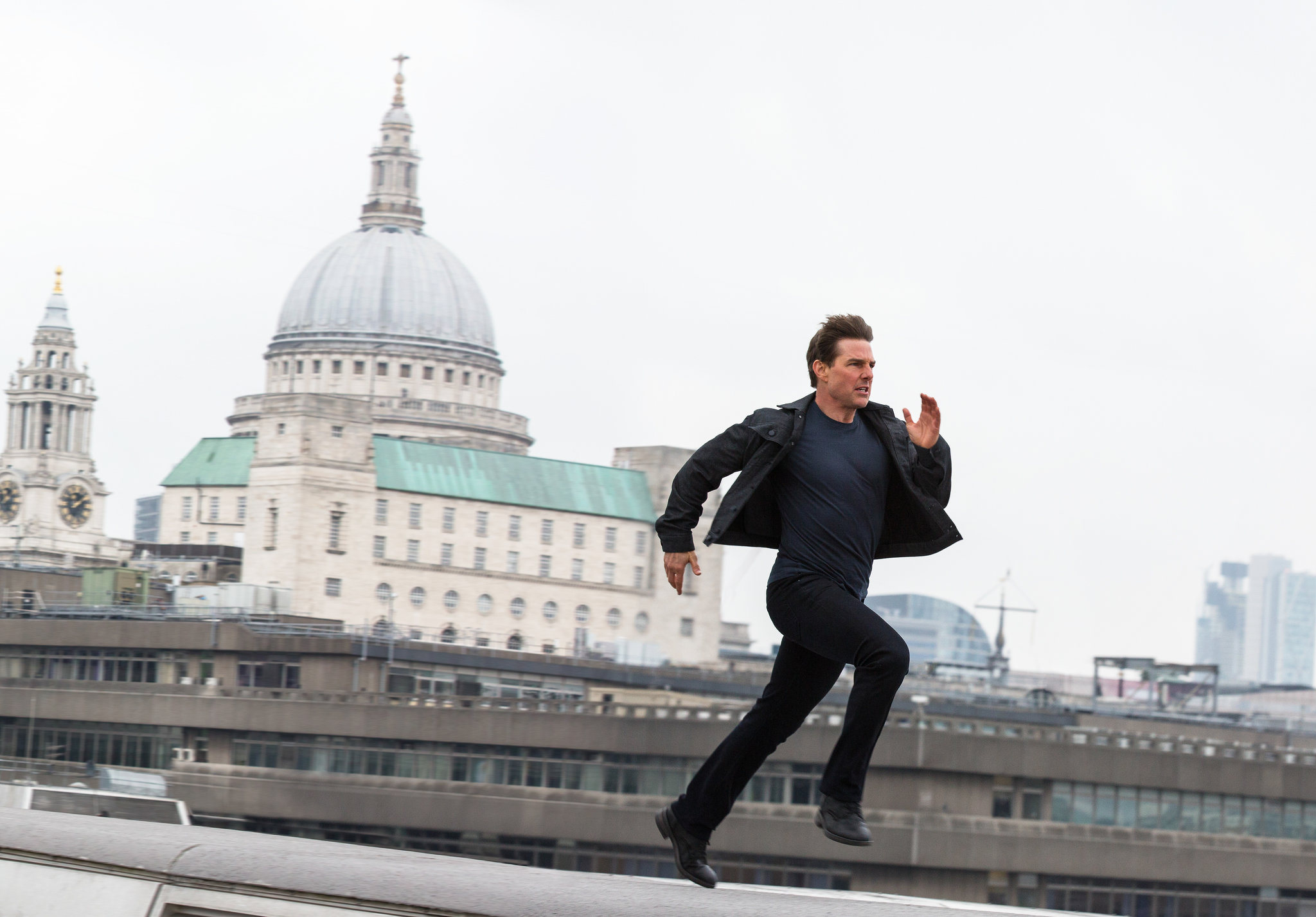 The 'Mission: Impossible' franchise starring Tom Cruise is one of America's most successful action spy films raking in $3.57 billion [NY Times]