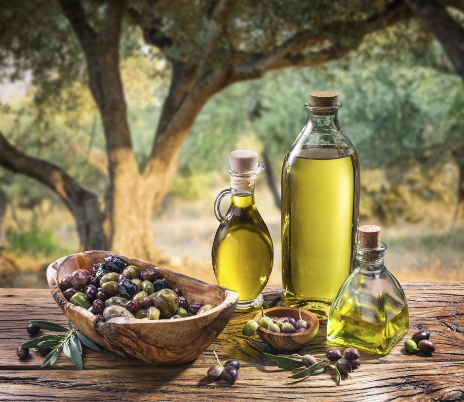 Oliwa z Grecji