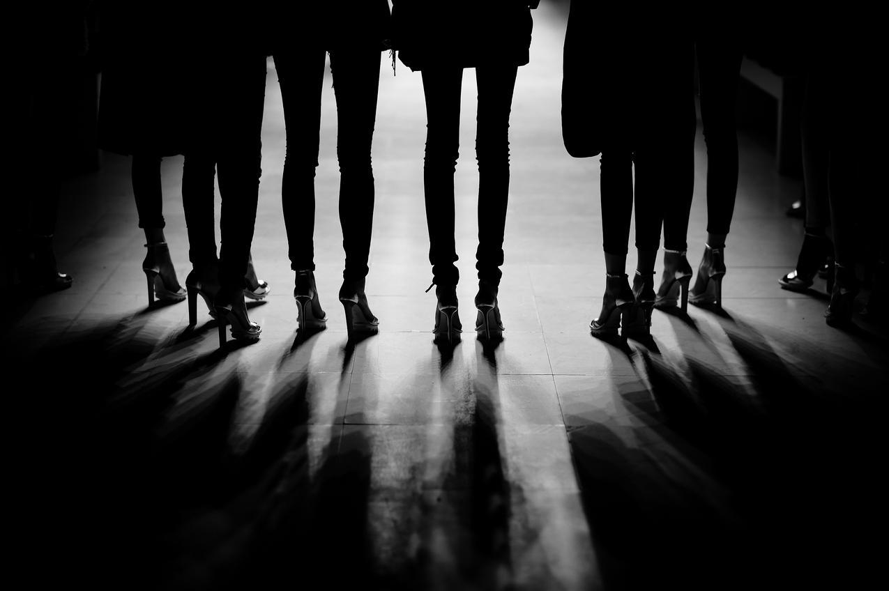 modelki chude fashion week