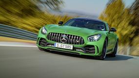 """Mercedes-AMG GT R – rodem z """"zielonego piekła"""""""