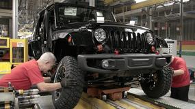 Jeep Wrangler świętuje pierwszy milion
