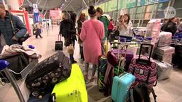 """""""Agent"""": uczestnicy tuż przed wylotem do RPA. Jak ich wrażenia?"""