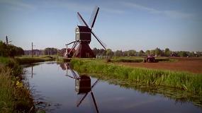 Pływające domy i najdłuższa tama świata. Holendrzy nie boją się wody!
