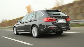 BMW 530d xDrive Touring - aż nie chce się wysiadać