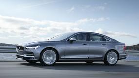 Nowe Volvo S90 - minimalizm z klasą
