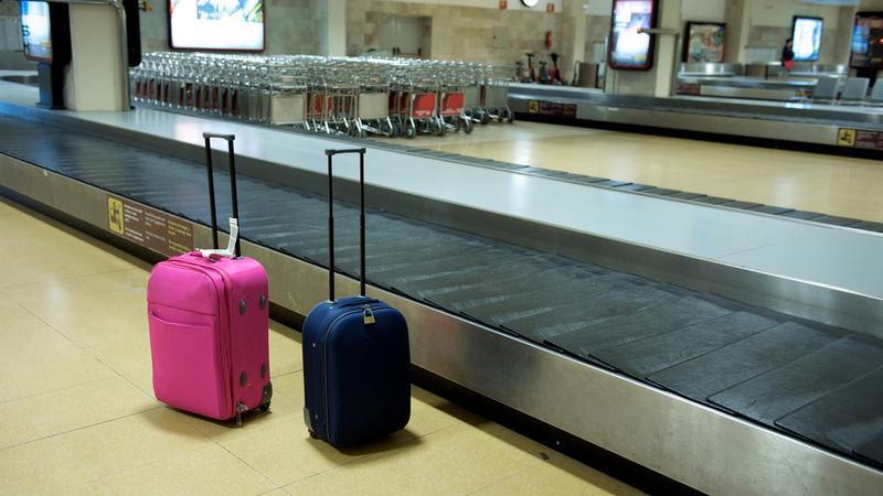 Bagaże na lotnisku