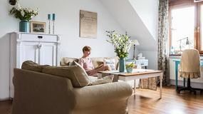 Wyjątkowy dom w Krakowie - Sylwia sama go urządziła. Efekty jej pracy są zdumiewające