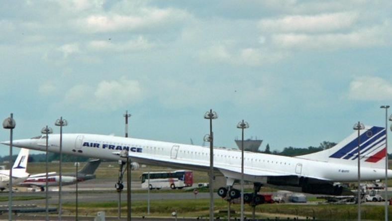 A Concorde-1 már örökre a földön marad