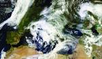 ALARM ZBOG JAKIH KIŠA Nebo nad Srbijom isto kao i tokom poplava 2014.