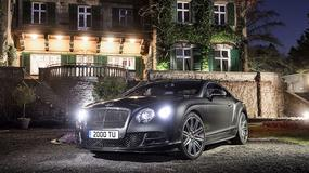 Genewa 2014 | Bentley Continental GT Speed