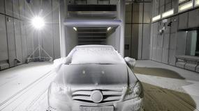 Mercedes igra z pogodą i chcę wygrać z brudem
