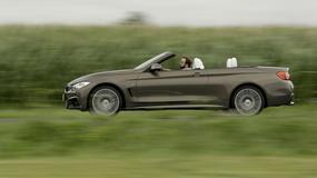 BMW 430i xDrive cabrio - Na cztery pory roku