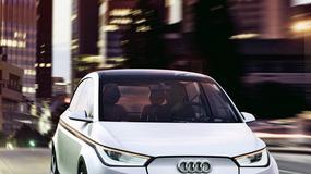 Audi A2 Concept: elektryczne w każdym calu
