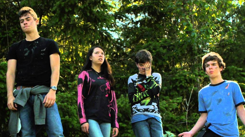 Zagubieni w górach 2015 Lektor PL online - VOD