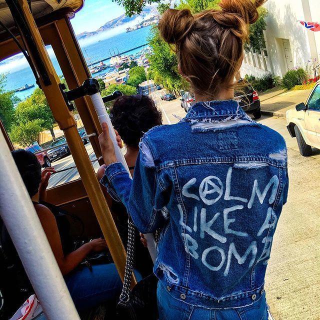 Trendy lato 2016: Double bun