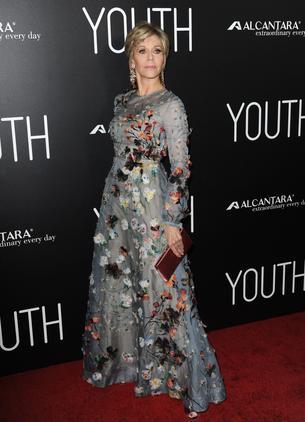Best Look: Jane Fonda w sukni Valentino
