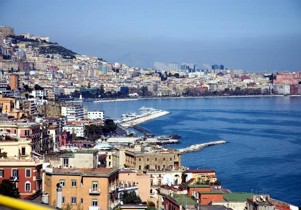 Neapol. Najpiekniejsze miejsca Włoch