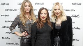 Anna Mucha, Maja Sablewska i inne gwiazdy na dniu otwartym marki fryzjerskiej. Największą uwagę skradła za to...