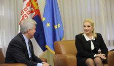 ZAHTEV AMERIČKOG DIPLOMATE Ambasador Skot tražio da što pre vidi Zoranu