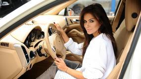 Natalia Siwiec w swoim nowym Porsche