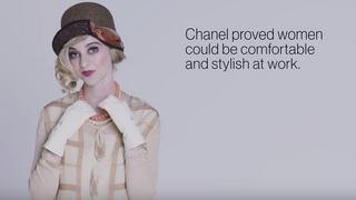 Tak zmieniał się ubiór kobiet do pracy w ciągu 100 lat
