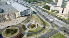 Rusza budowa dróg przy Poznań City Center