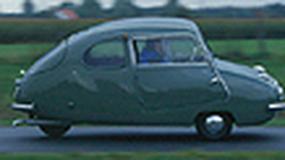Fuldamobil S-6 - Trójkołowe minimum z Fuldy