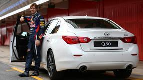 Co wspólnego ma Infiniti Q50 z bolidem F1? Więcej, niż myślisz