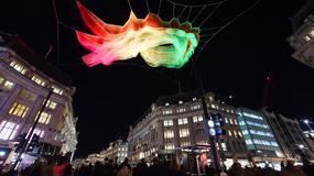 Festiwal świateł w stolicy Wielkiej Brytanii