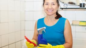 Jak szybko i skutecznie wyczyścić kafelki w kuchni i w łazience?