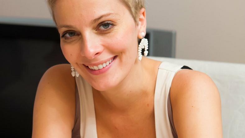 Tatár Csilla november19-én lett édesanyja /Fotó: TV2