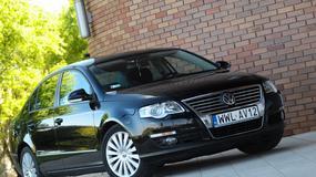 Używany Volkswagen Passat TDI - Raz na wozie, raz pod wozem